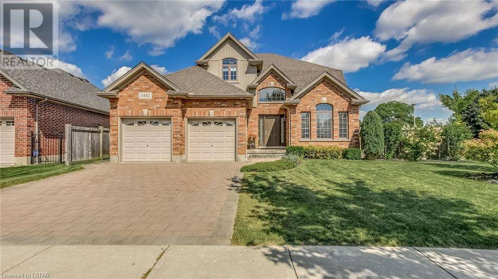 House for sale at 1482 Kirkpatrick Wy London Ontario - MLS: 220740