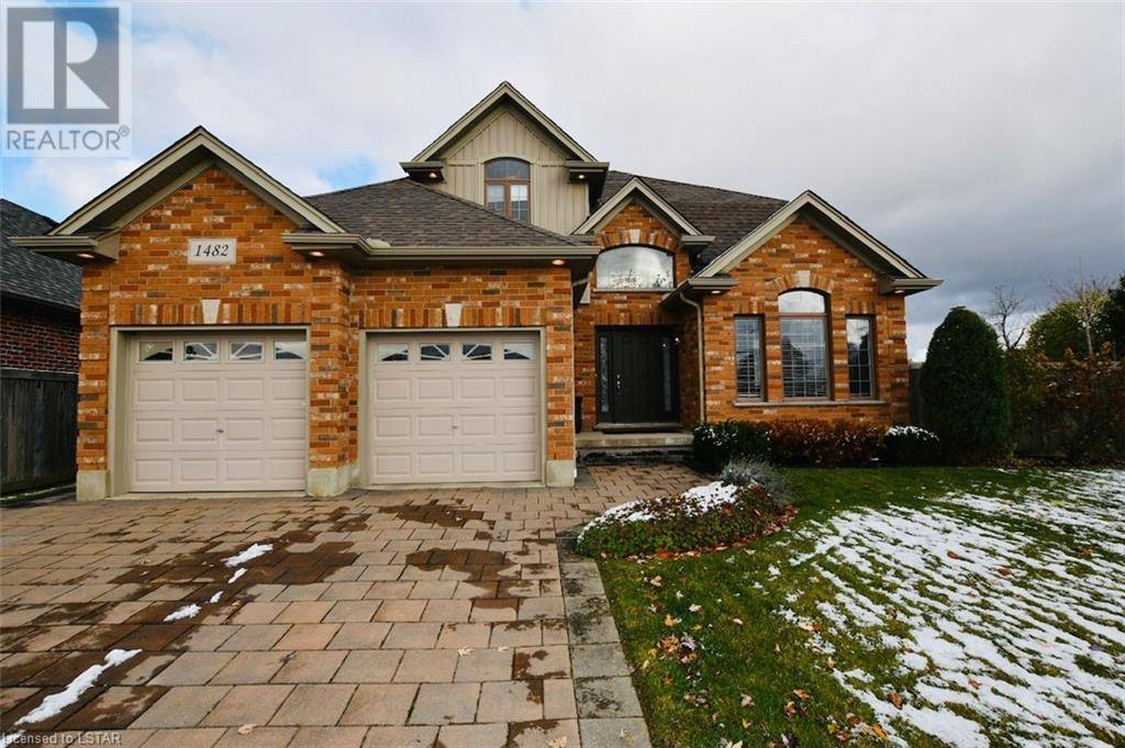 House for sale at 1482 Kirkpatrick Wy London Ontario - MLS: 231740