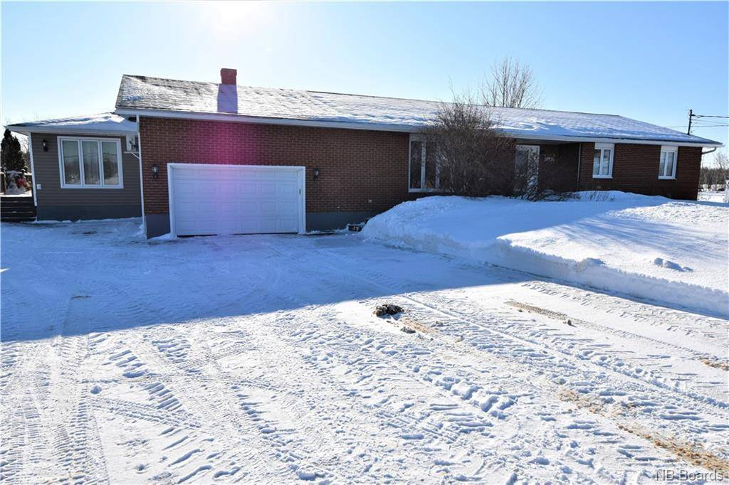 House for sale at 1482 Saulnier  Ouest Benoit New Brunswick - MLS: NB039063