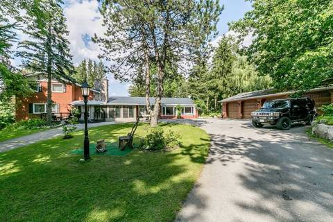 House for sale at 14821 Centreville Creek Rd Caledon Ontario - MLS: W4695863