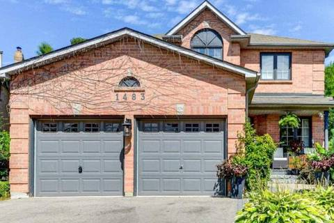 House for sale at 1483 Ravensmoor Cres Mississauga Ontario - MLS: W4700414