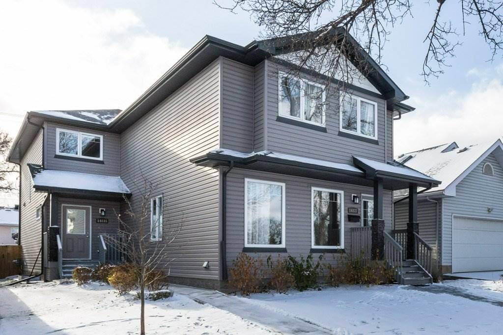 Townhouse for sale at 14835 103 Ave Nw Edmonton Alberta - MLS: E4179200