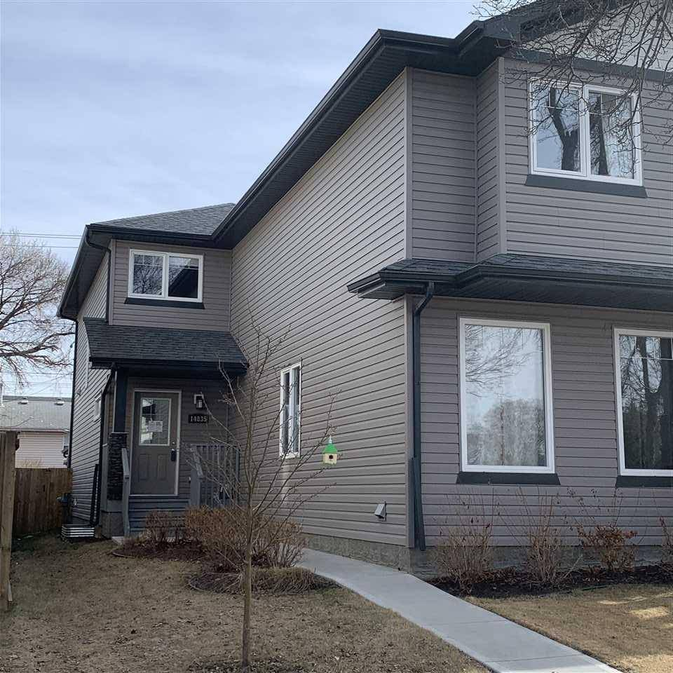 Townhouse for sale at 14835 103 Ave Nw Edmonton Alberta - MLS: E4188006