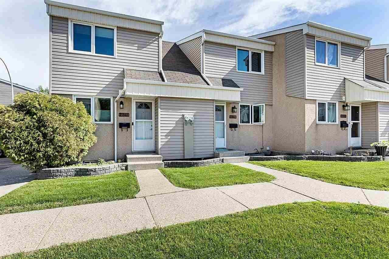 Townhouse for sale at 14839 Riverbend Rd NW Edmonton Alberta - MLS: E4202919