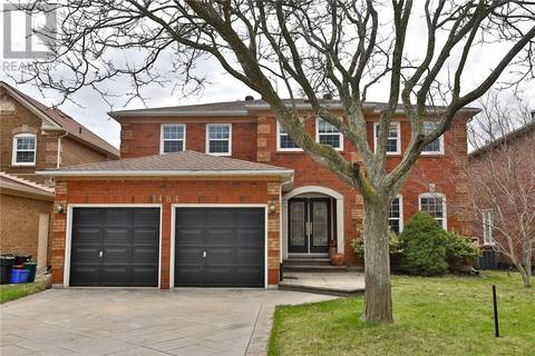 House for sale at 1484 Tanner Ct Oakville Ontario - MLS: 30727844