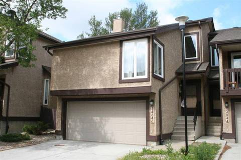 Townhouse for sale at 14846 43 Ave Nw Edmonton Alberta - MLS: E4150975