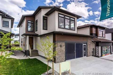 House for sale at 1485 Coalbanks Blvd W Lethbridge Alberta - MLS: LD0173025