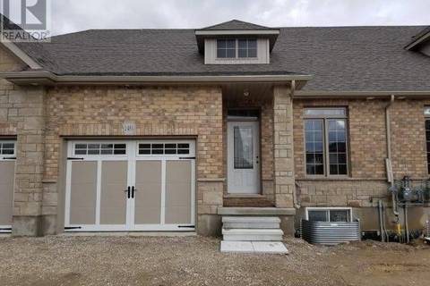 Townhouse for sale at 1485 Dunkirk Ave Woodstock Ontario - MLS: X4177810