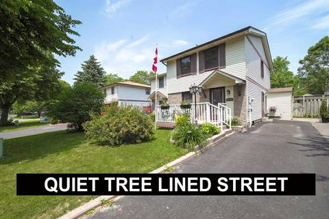 Townhouse for sale at 1485 Wecker Dr Oshawa Ontario - MLS: E4514978