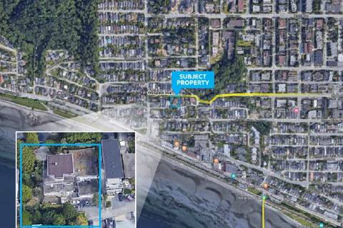 Residential property for sale at 14858 Prospect Ave White Rock British Columbia - MLS: R2387700