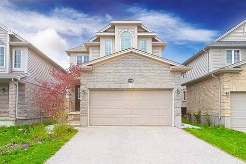 House for sale at 1486 Mickleborough Dr London Ontario - MLS: X4499768