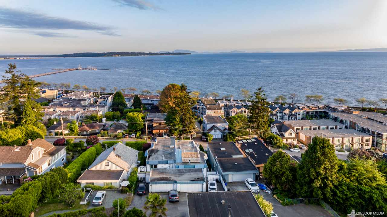 For Sale: 14869 Buena Vista Avenue, White Rock, BC | 4 Bed, 4 Bath Townhouse for $1,599,800. See 20 photos!
