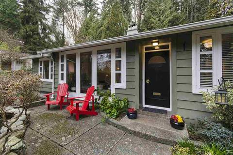 House for sale at 1487 Avonlynn Cres North Vancouver British Columbia - MLS: R2347665