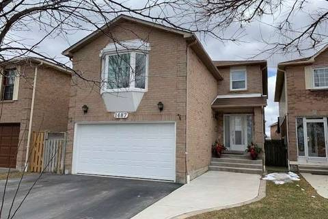 House for sale at 1487 Kirkrow Cres Mississauga Ontario - MLS: W4391575