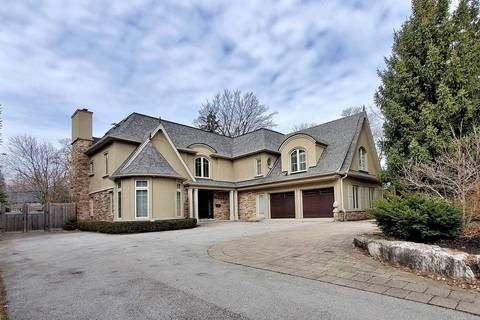 House for sale at 1487 Lakeshore Rd Oakville Ontario - MLS: W4720034