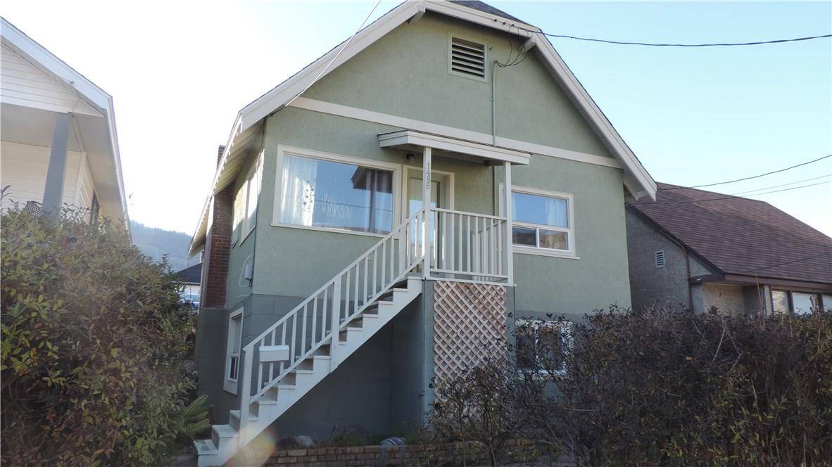 House for sale at 1488 Third Avenue Ave Trail British Columbia - MLS: 2442164