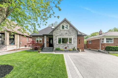 House for sale at 1489 Blanefield Rd Mississauga Ontario - MLS: W4825402