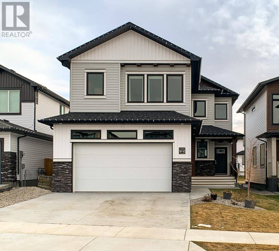 House for sale at 1489 Coalbanks Blvd W Lethbridge Alberta - MLS: ld0185133