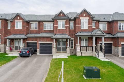 Townhouse for sale at 1489 Mcroberts Cres Innisfil Ontario - MLS: N4517168
