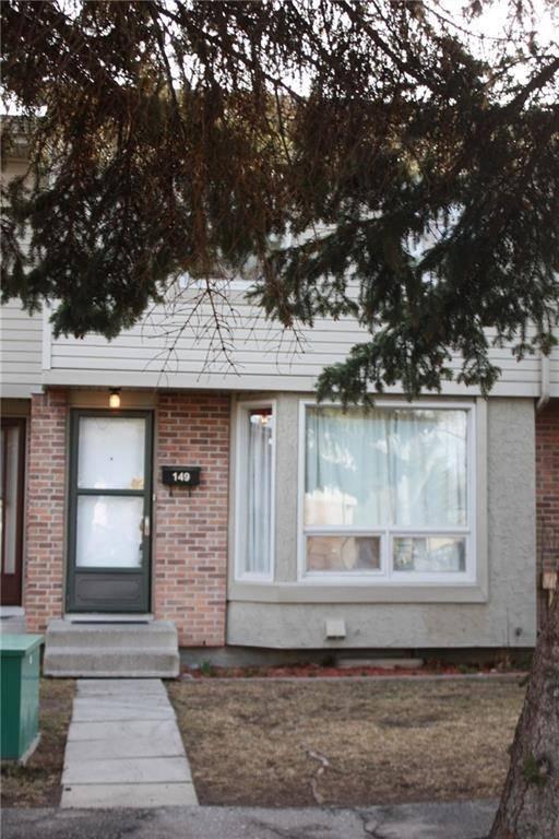 Townhouse for sale at 123 Queensland Dr Se Unit 149 Queensland, Calgary Alberta - MLS: C4236317