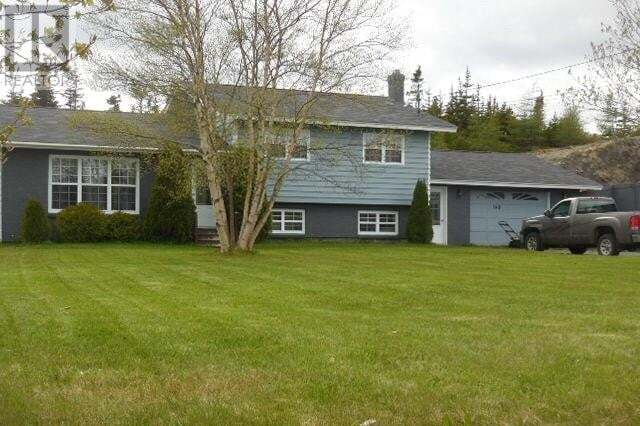 House for sale at 149 Ridge Rd Spaniards Bay Newfoundland - MLS: 1219451