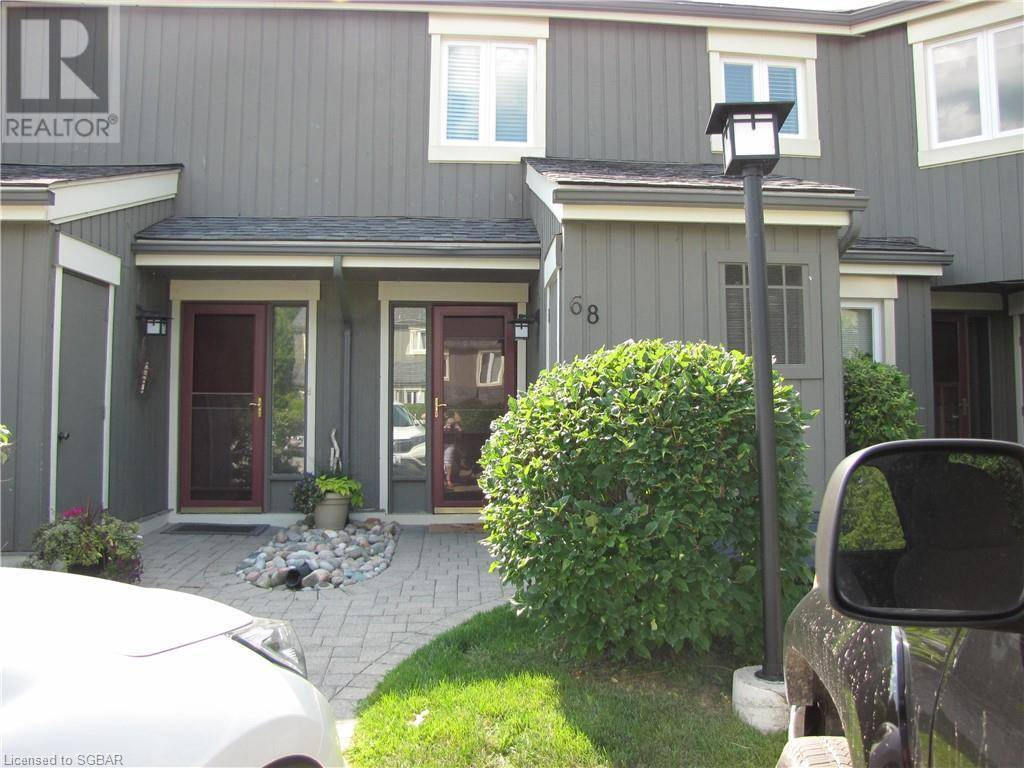 Townhouse for rent at 68 Fairway Cres Unit 149 Collingwood Ontario - MLS: 224645