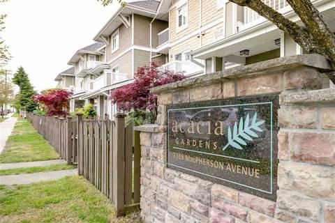 Townhouse for sale at 7388 Macpherson Ave Unit 149 Burnaby British Columbia - MLS: R2372565