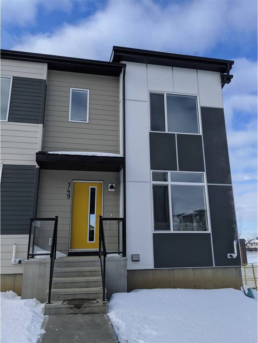 Townhouse for sale at 804 Welsh Dr Sw Unit 149 Edmonton Alberta - MLS: E4186277
