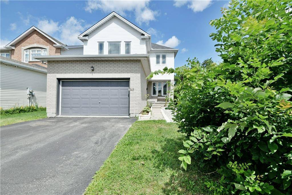 House for sale at 149 Allanford Ave Ottawa Ontario - MLS: 1166721