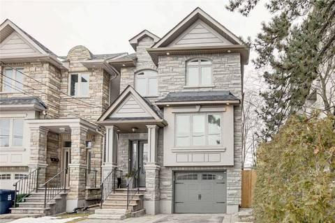 House for sale at 149 Bannockburn Ave Toronto Ontario - MLS: C4704537