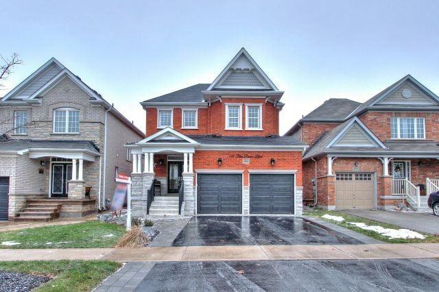 House for sale at 149 Bluedasher Boulevard Bradford West Gwillimbury Ontario - MLS: N4319096