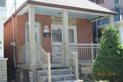 House for sale at 149 Boon Ave Toronto Ontario - MLS: W4575778
