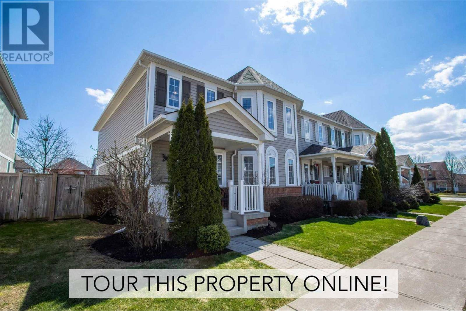 Townhouse for sale at 149 Carnwith Dr East Unit 47 Whitby Ontario - MLS: E4749872