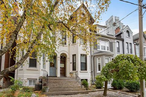 Townhouse for sale at 149 Collier St Toronto Ontario - MLS: C4697197