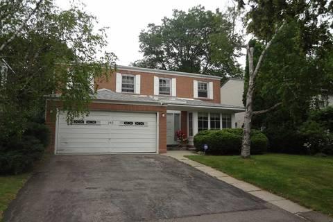 House for sale at 149 Fenn Ave Toronto Ontario - MLS: C4517090