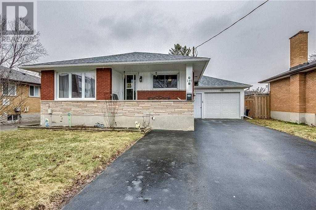 House for sale at 149 Fergus Ave East Kitchener Ontario - MLS: 30800578