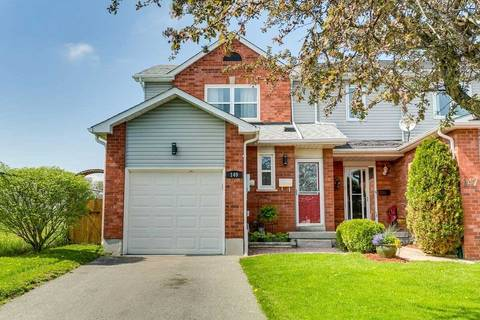 Townhouse for sale at 149 Galbraith Ct Clarington Ontario - MLS: E4461440