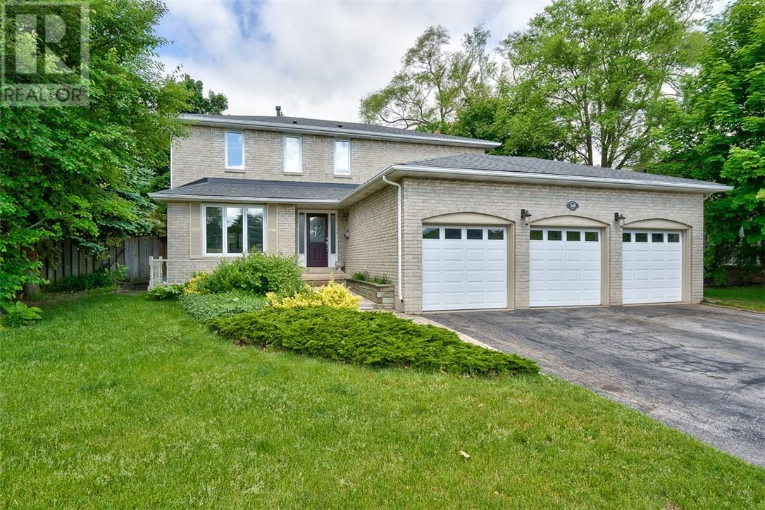 Removed: 149 Grove Park Drive, Burlington, ON - Removed on 2018-10-13 05:48:03