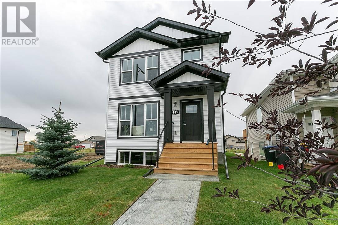 House for sale at 149 Hampton Cres Sylvan Lake Alberta - MLS: ca0191158