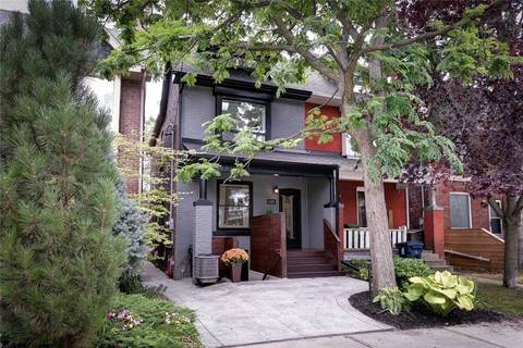Townhouse for sale at 149 Hastings Ave Toronto Ontario - MLS: E4570456