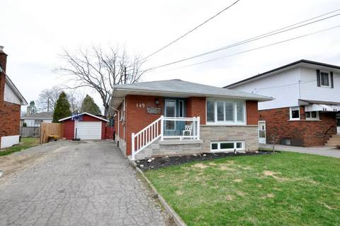 House for sale at 149 Howard Ave Hamilton Ontario - MLS: H4051307
