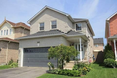 House for sale at 149 Huntington Cres Clarington Ontario - MLS: E4540795