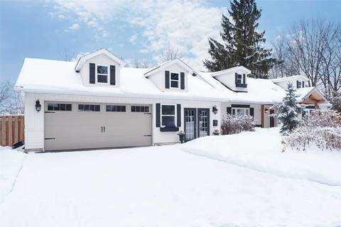 House for sale at 149 Letitia St Barrie Ontario - MLS: S4696534
