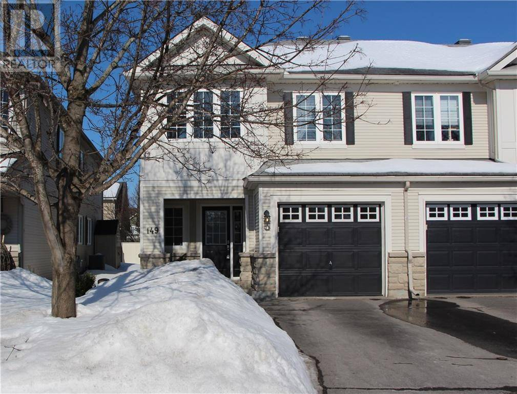 Townhouse for sale at 149 Lockhaven Pt Ottawa Ontario - MLS: 1183599