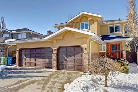 House for sale at 149 Mt Sparrowhawk Pl Southeast Calgary Alberta - MLS: C4291498