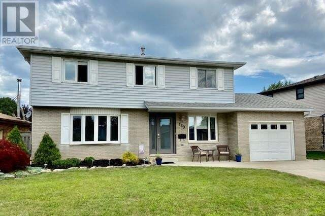 House for sale at 149 Oxley Dr Chatham Ontario - MLS: 20009391