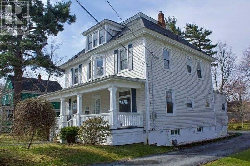 House for sale at 149 Queen St Bridgewater Nova Scotia - MLS: 202007492