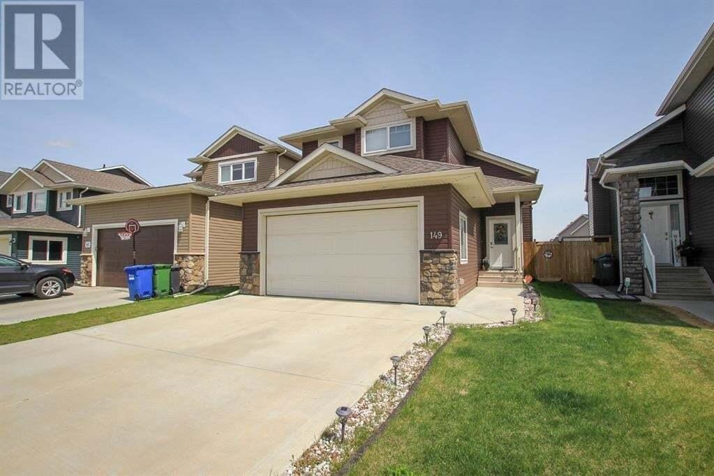 House for sale at 149 Van Slyke Wy Red Deer Alberta - MLS: A1002435