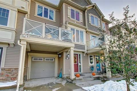 Townhouse for sale at 149 Windstone Ave Southwest Airdrie Alberta - MLS: C4270935