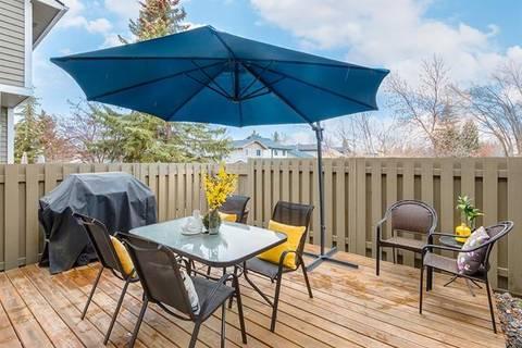 Townhouse for sale at 149 Woodglen Gr Southwest Calgary Alberta - MLS: C4243450